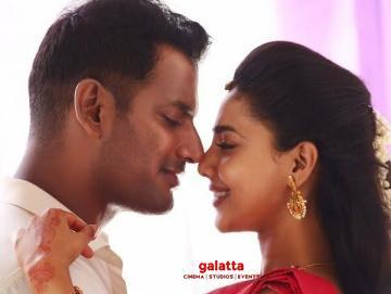 Action Telugu Sogasa Video Vishal Aishwarya Lekshmi - Tamil Movie Cinema News
