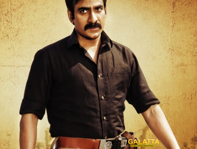 Ravi Teja in a Police role again!