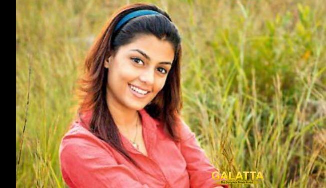 Anisha in Neram remake?