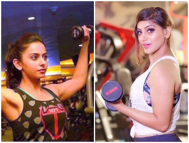 Actress Workout Photos List Actress Gym Workout Actress Hot Photos