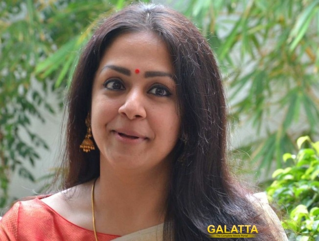 Why Jyothika did not attend Theeran Adhigaaram Ondru preview?