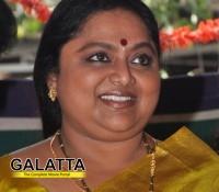 Saritha apologises to the media!