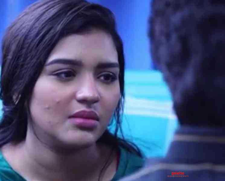 கோமாவிலிருந்து மீண்டதும் ஆதியுடன் ரொமான்ஸ் செய்யும் பார்வதி !- Tamil Movies News