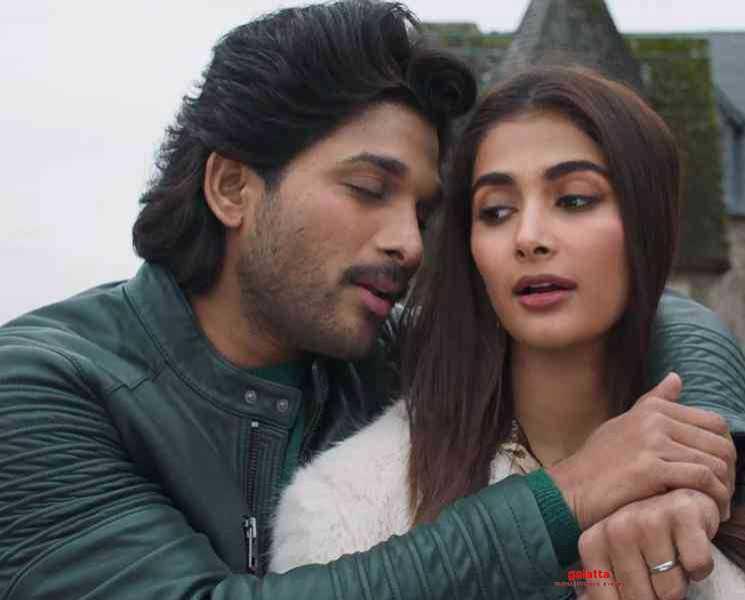 அல்லு அர்ஜுனின் சாமஜவரகமனா பாடல் வீடியோ வெளியீடு !- Latest Tamil Cinema News