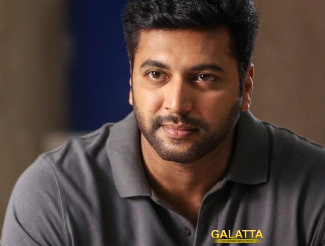 Jayam Ravi Adanga Maru December 21 Release Date Official
