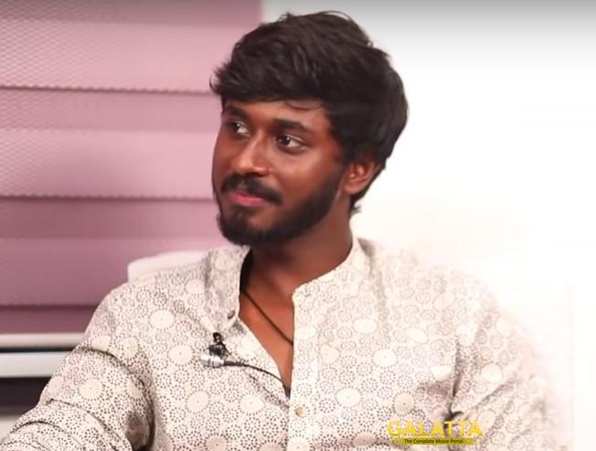 Aadhitya Baaskar talks about Thalapathy Vijay on his Instagram handle