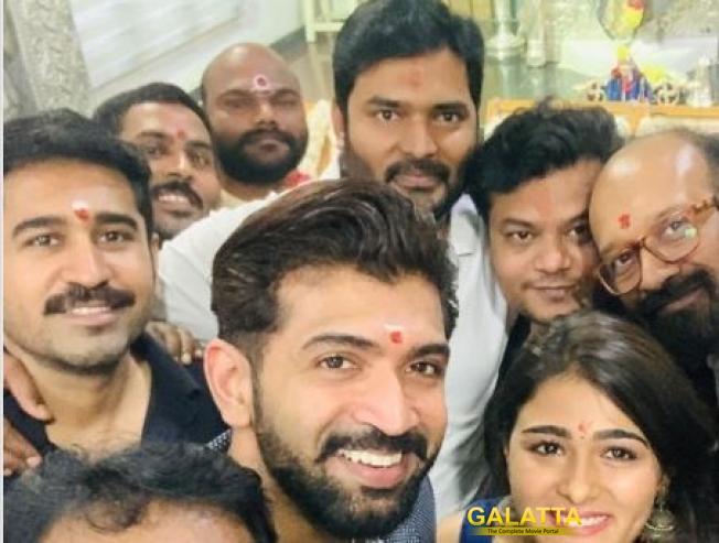 Update on Arun Vijay and Vijay Antony starrer action film - Tamil Movie Cinema News