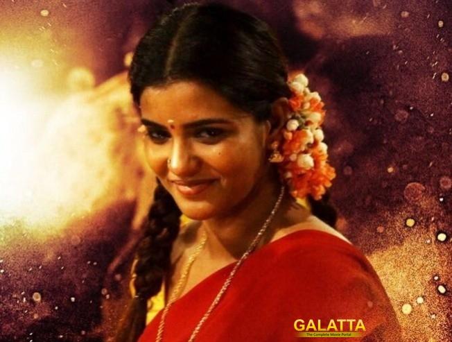 Vada Chennai Appreciations Happy Actress Aishwarya Rajesh