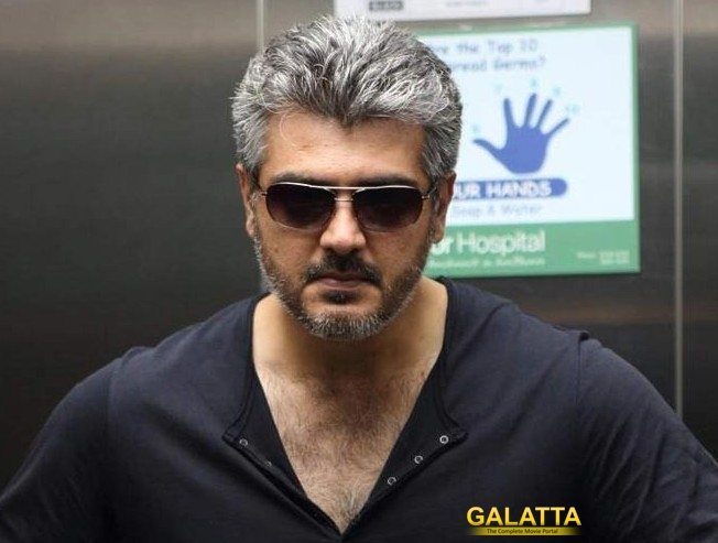 Exclusive: Ajith Taught me Tamil says leading actress