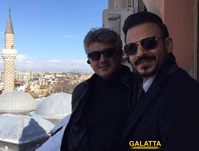 Vivek Oberoi and Ajith - This is What Connects Them