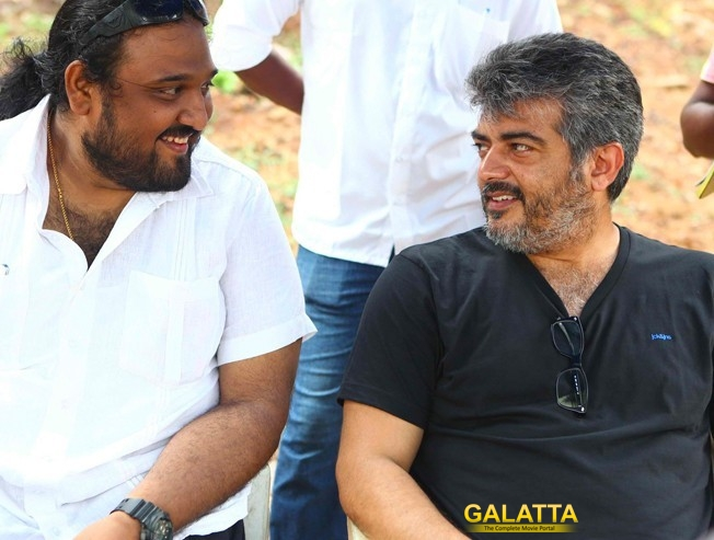 Viswasam directed by Siva marks as Thala Ajith biggest blockbuster hit in France  - Tamil Movie Cinema News