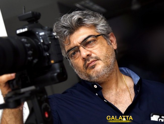 Is Ajith playing dual roles in Thala 57?