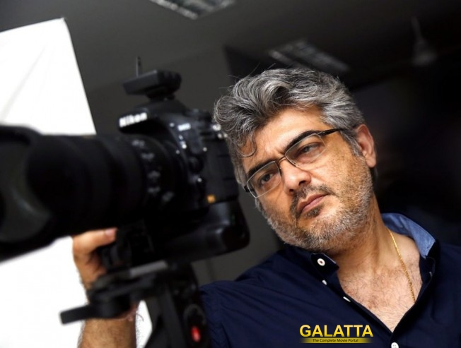 Thala 57 shoot underway in Hyderabad