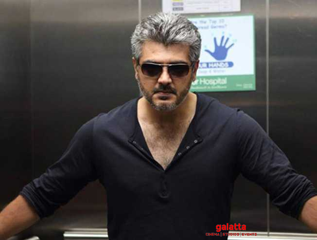 Ajith saves Tamil cinema's box office - theater owner's statement!