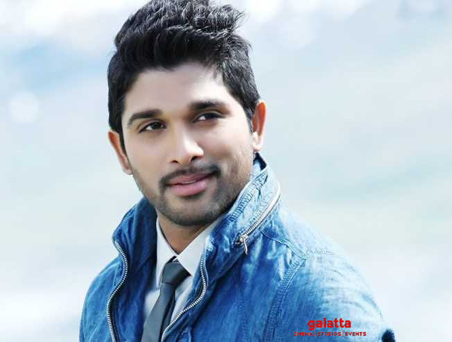 Allu Arjun pens an heartwarming thankful note to his fans - Tamil Movie Cinema News