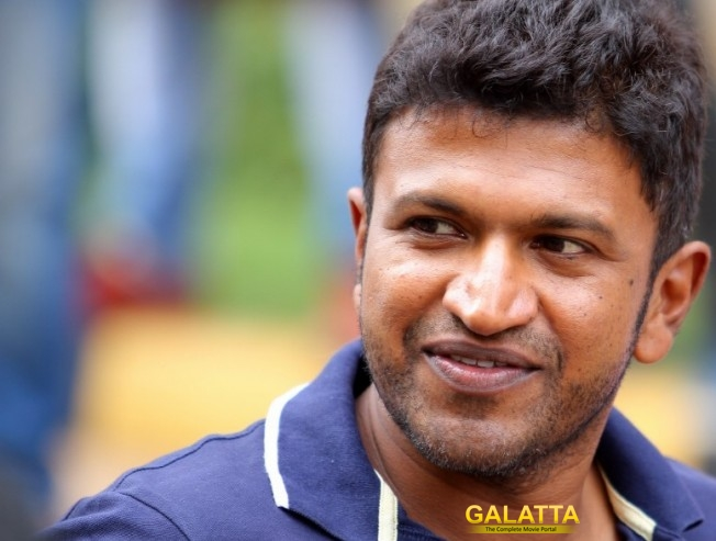 Puneeth Rajkumar Excited About His upcoming flick !