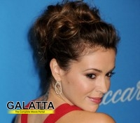 Alyssa Milano upset over dog's illness!