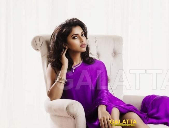 VIP 2: Amala Paul as Dhanush's wife