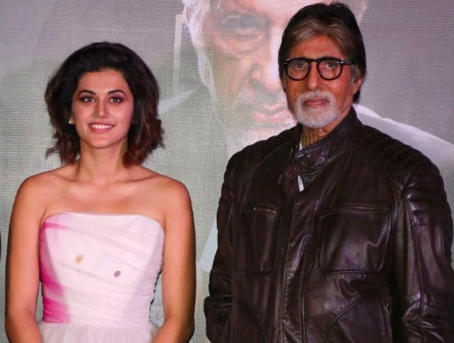 The trailer of Taapsee Pannu and Amitabh Bachchan new film titled Badla is here