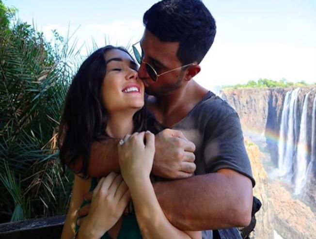 Amy Jackson Confirms Pregnancy with fiance George Panayiotou To Be Married in 2020 - Tamil Movie Cinema News