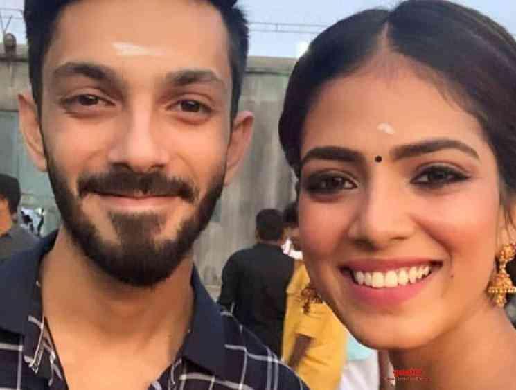 Malavika Mohanan reveals her favourite song from Vijay Master - Malayalam Movie Cinema News