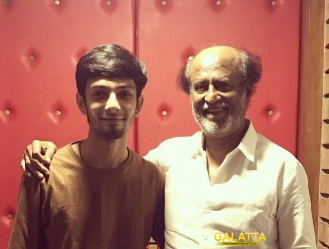 Music Director Anirudh Shares His 2Point0 Fever Video