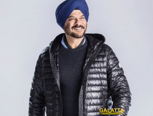 Essaying the role of a sardar is a challenge : Anil Kapoor