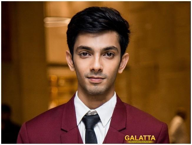 Anirudh signs his next biggie with...