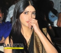 Shruti says no to her dad?