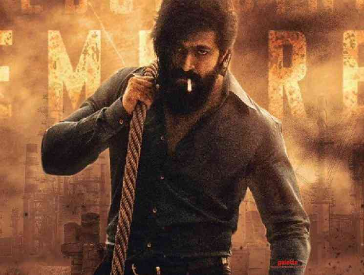 Yash KGF Chapter 2 team tribute video to director Prashanth Neel - Tamil Movie Cinema News