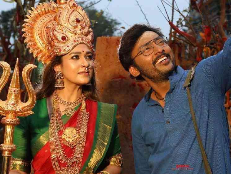 RJ Balaji Nayanthara Mookuthi Amman New Photos Stills released - Tamil Movie Cinema News