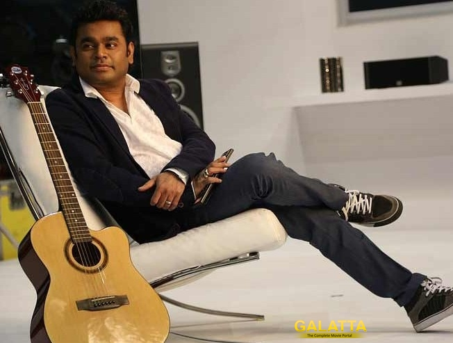 AR Rahman Signed Up for an International Icon's Biopic
