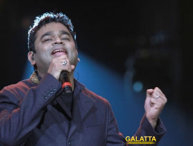 A Japanese honour for AR Rahman