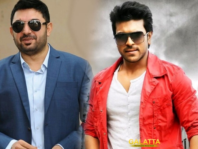 Arvind Swamy elated to work for Dhruva!