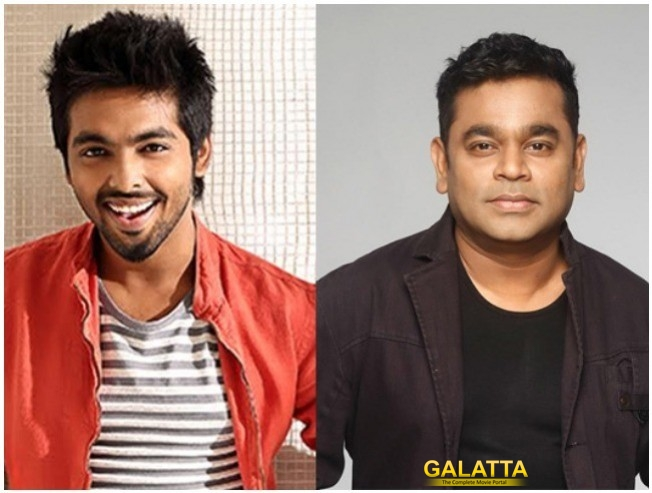 G V Prakash and A R Rahman