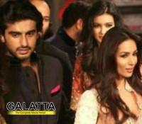 Malaika once dated Arjun?