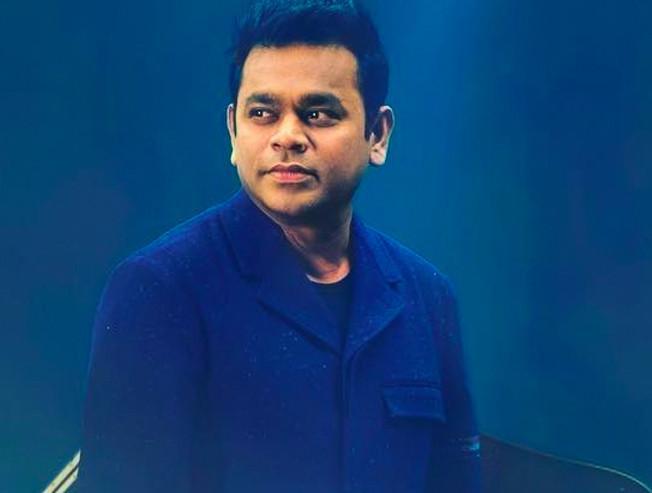 AR Rahman visits Lydian Nadhaswaram winner of The world Best show