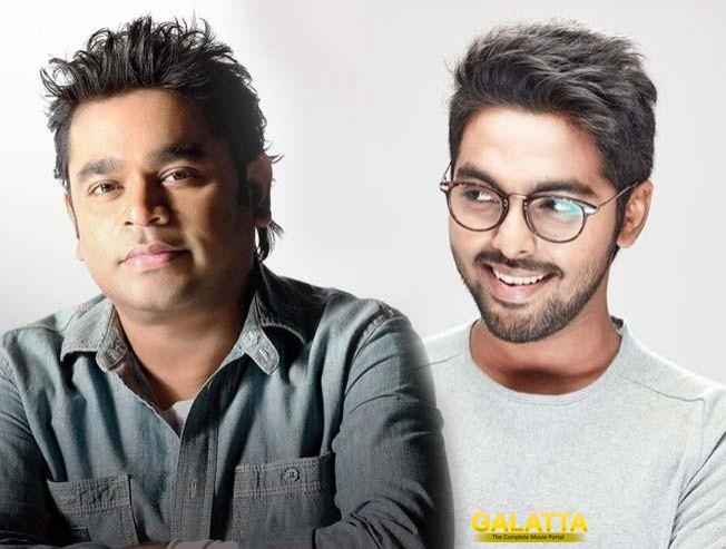 AR Rahman's Special Invitation For GV Prakash Film