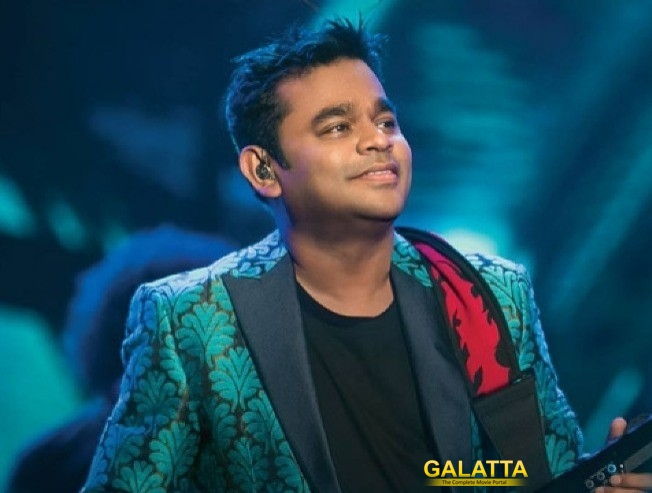 Music Director ARRahman Becomes Emotional About 2Point0