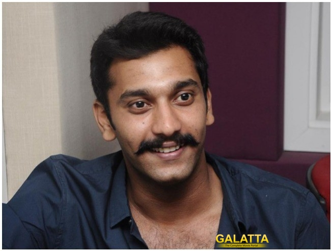 Arulnithi's Next: Project Announcement