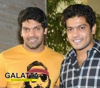 Arya's part in his brother Sathya's career!