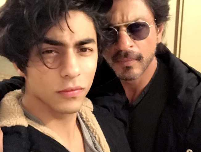 SRK's son Aryan Khan's debut announcement is here!