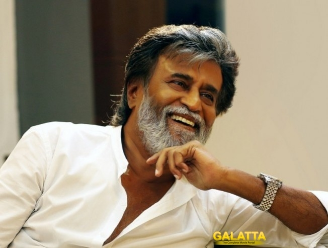A Special Meeting With Rajinikanth