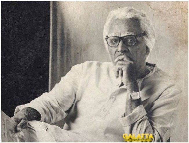 Seethakaathi Vijay Sethupathi Will Be An Eighty Year Old Drama Artist