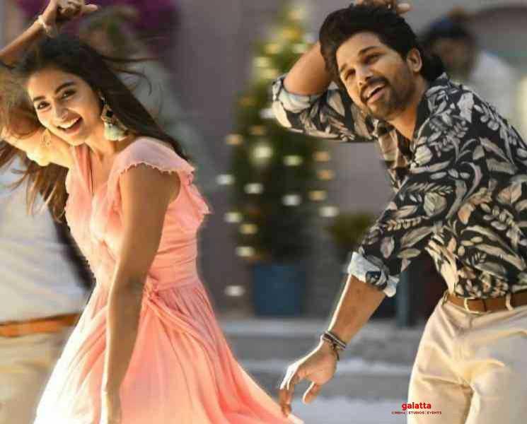 அல்லு அர்ஜுன் படத்தின் பாடல் உருவான விதம் !- Latest Tamil Cinema News