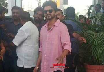 கர்நாடகாவிலும் கெத்து காட்டும் விஜய் ! வைரல் வீடியோ- Tamil Movies News