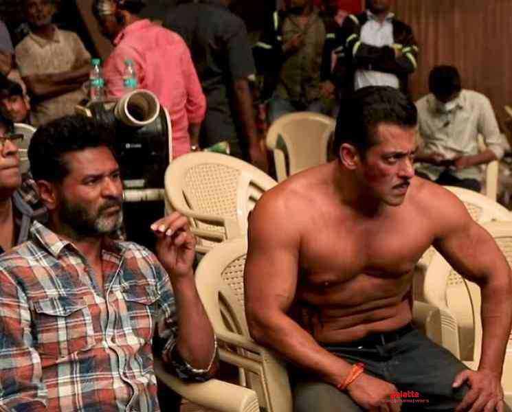 தபங் 3 படத்தின் சண்டை காட்சிகள் உருவான விதம் !- Tamil Movies News