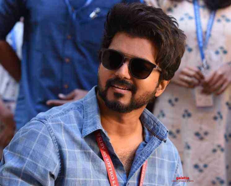 தளபதி விஜயின் கார்ட்டூன் கேரக்டர் உருவான விதம் ! வீடியோ உள்ளே- Latest Tamil Cinema News