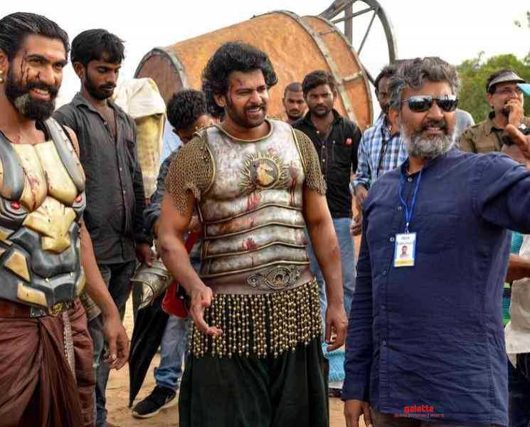 பாகுபாலி குறித்து பிரபாஸின் உருக்கமான பதிவு !- Tamil Movies News