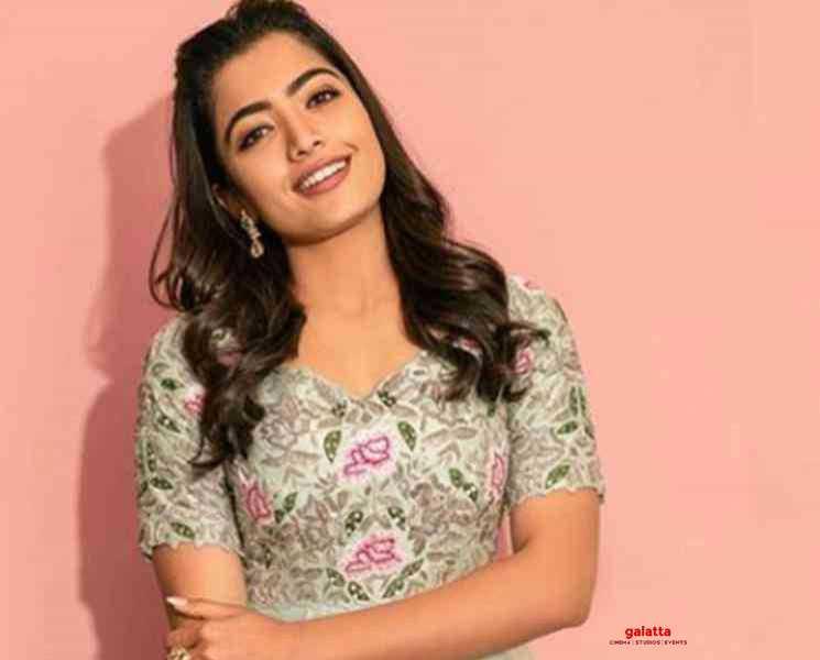 புஷ்பா படத்திற்காக தயாராகும் ராஷ்மிகா மந்தனா !- Tamil Movies News